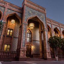 ichan qala hotel in tashkent