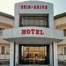 asia khiva hotel in khiva